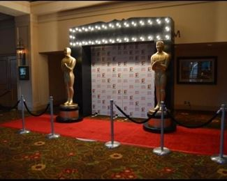 Oscars and Red Carpet