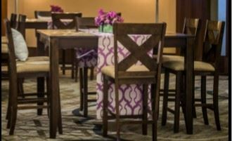 Pub Tables and Bar Chairs