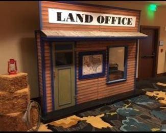 Land Office facade