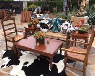 Western lounge furniture