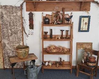 Antiques, Primitives, and Cute Decor!