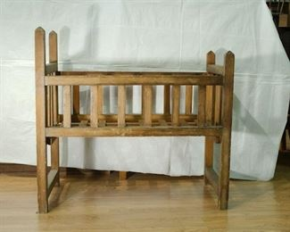 Old Baby Bed