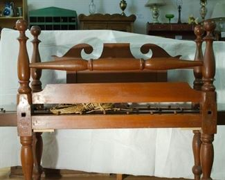 Captain's Rope Bed (Display Clamps will be removed)
