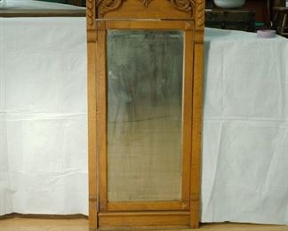 Old Mirror - Wall Mount