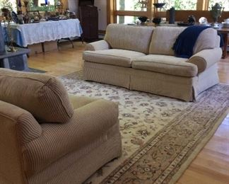 Ethan Allen couches