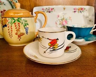 Tara China tea cup & saucer is only $12 plus tax