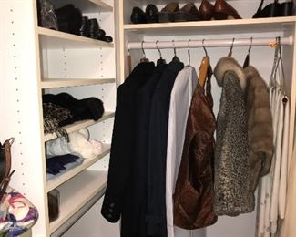 WOMEN'S CLOTHING AND SHOES