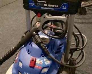 SUBARU 3100 PSI. GAS PRESSURE WASHER