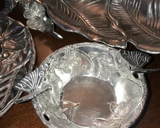 HUGE COLLECTION OF ARTHUR COURT TABLEWARE