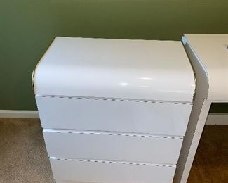 FORMICA NIGHTSTAND