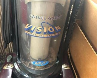 Dirt Devil swivel glide vacuum