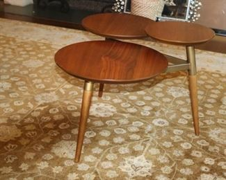 West Elm MCM Reproduction Clover Coffee Table