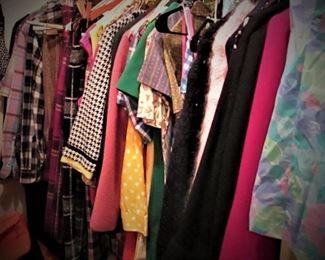 Vintage Clothing ....