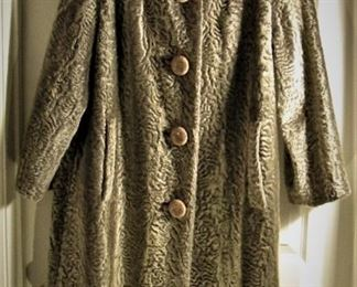 Persian Lamb Coat