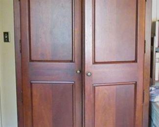 Cedar Lined Wardrobe