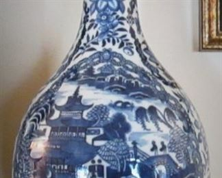 Antique Asian Vase