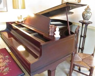 Kimball Baby Grand Piano &  Matching Bench