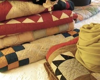 Antique Quilts....