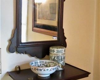 Henkel Harris Mirror & Shelf