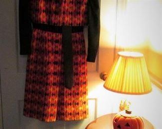 Vintage Clothes..Halloween...