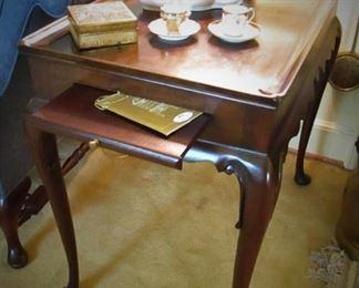 Henkel Harris Tea Table