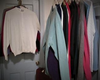 Vintage Cashmere Sweaters