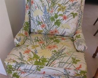 2-Matching Occasional Chairs