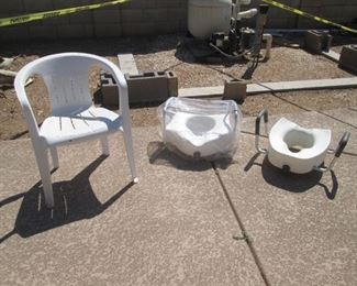 Raised Commodes