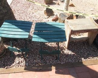 2-Benches