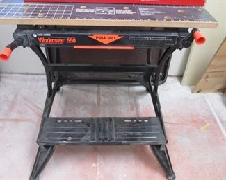 Black & Decker Workmate 550