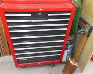 Tool Storage Drawers on Wheels