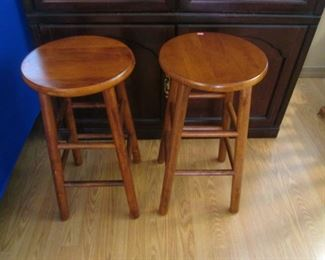 Matching Bar Stools
