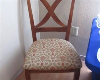 Pair of 2-Matching Side Chairs