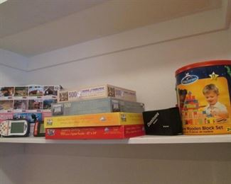 Kids Toys, Games, Puzzles