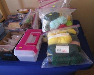 Yarn, Craft & Sewing Supplies
