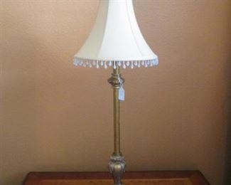 Pair of Boudoir Lamps