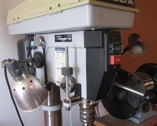 Drill Press Detail
