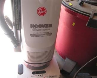 Hoover Vacuum with Attachments