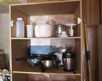 More Small Appliances & Storage Containers