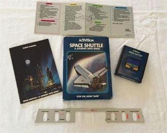Atari 2600 Space Shuttle Game