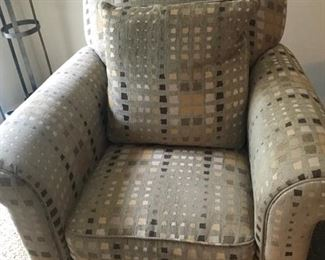 Matching armchairs (2)