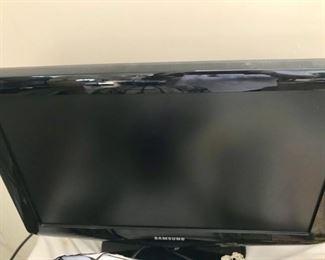 "Samsung 21"" TV"
