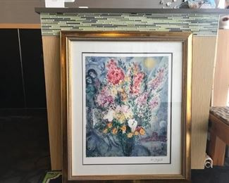 Marc Chagall Prints