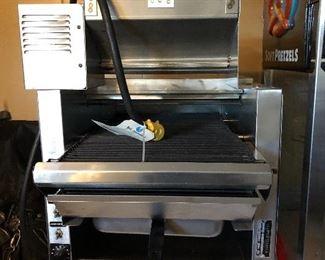 J&J Super Pretzel Oven!  Excellent condition!  From the Pontiac Silverdome!