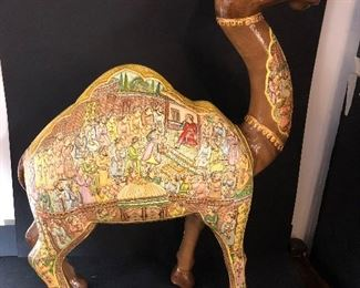 Camel Art from India
