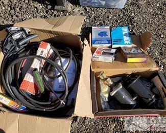113: Lot of Misc. Car Parts Lot of Misc. Car Parts