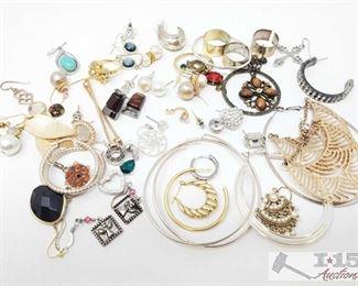 760:  Miscellaneous Jewlery Miscellaneous Jewelry
