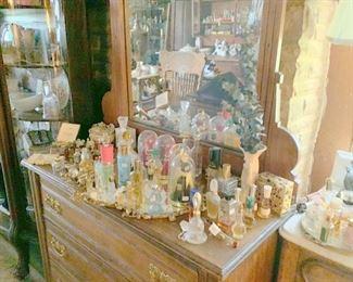 Perfumes galore