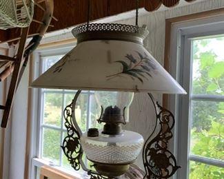 Hanging Lamps galore