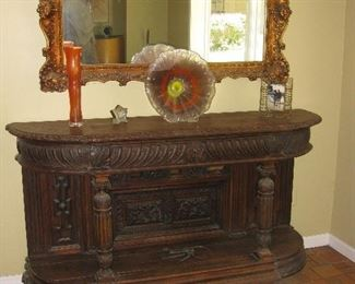 Continental French Sideboard